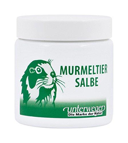 Murmeltier Haut & Gelenkscreme Unterweger 100 ml.