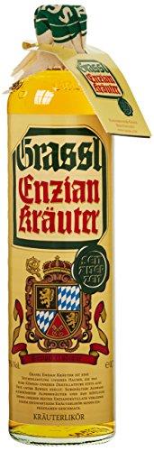 Grassl Enzian Kräuter Likör (1 x 0.7 l)