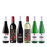 Langguth Erben'Lieblich/ Süßer Weingenuss' Probierpaket (6 x 0.75 l) 6 Flaschen Wein, Weintasting...