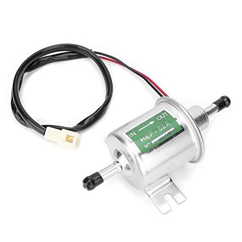 Terisass 12V 0.3-0.5 MPA 1.3A-1.4A Camion universale per auto a bassa pressione Olio combustibile solido elettrico Pompa benzina Gas bassa pressione Pompa carburante diesel Pompa carburante elettrica