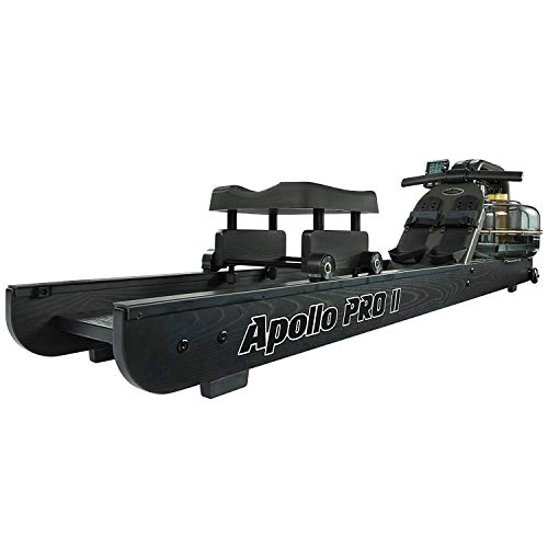 First Degree Fitness Apollo Pro 2 Indoor Rower with Variable Fluid Resistance