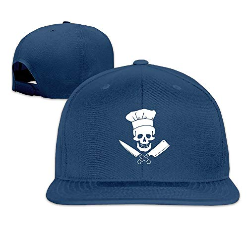 Naiyin Chef Grill Sergeant Cooking Pirate Women Unisex Summer Adjustable Snapback Cap