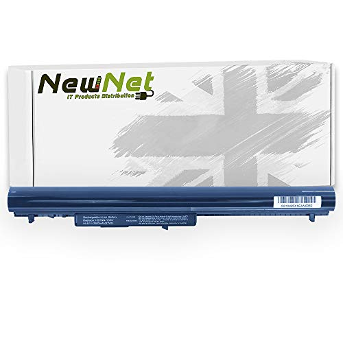 newnetgl Batteries - 2600mAh Laptop Battery compatible with HP TouchSmart 15-r100 15-s000 15-s100 15Z-G000 15Z-G100 14-B137TX HP-15