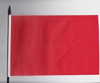Grenada Medium Hand Held Flag 23cm x 15cm