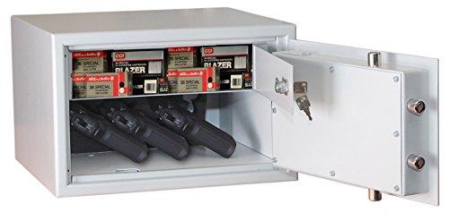ISS Kurzwaffentresor Kassel-Calden 59100 Stufe B nach VDMA 24992 - Elektronikschloss