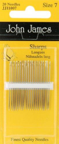 james quilting needles - 7