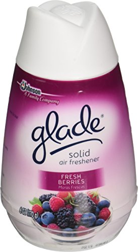 Glade Solid Air Freshener, red