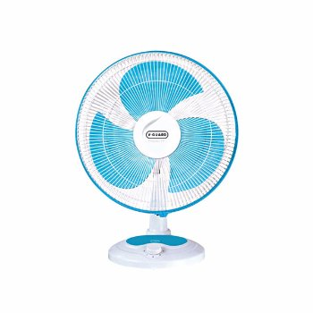 V-Guard Finesta Table Fan - 400mm (Blue&White)