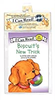 Biscuit's New Trick Book and CD (My First I Can Read)