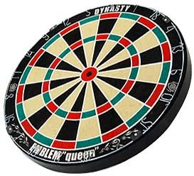 LSTYLE Dynasty Steel Tip Emblem Queen Dart Board - Big Segments