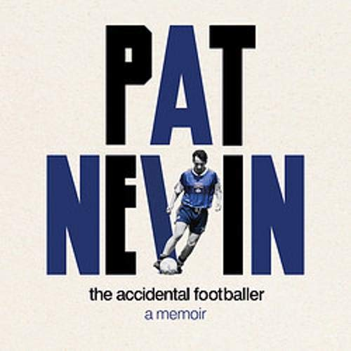 The Accidental Footballer cover art