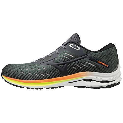 Mizuno Wave Rider 24, Men's Road Running Shoes, Crock / Phanton / Shortorange, 43 EU