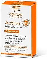 Actine Sabonete Barra, pele oleosa a acneica, Darrow - 70g, Darrow, 70g