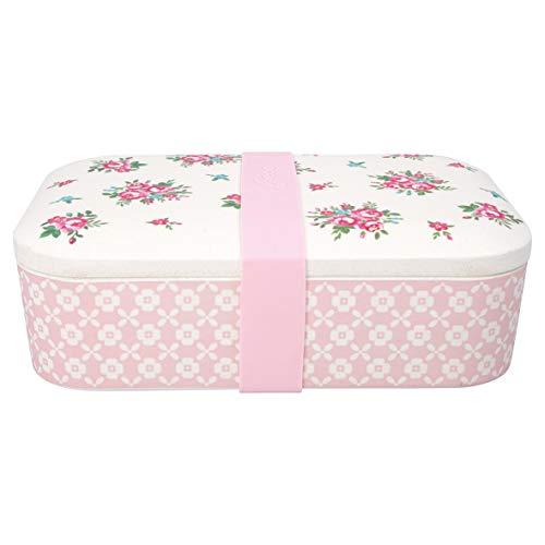 GreenGate BAMLBOCOS0104 Constance Lunchbox White 20 x 13 x 6,5 cm (1 Stück)