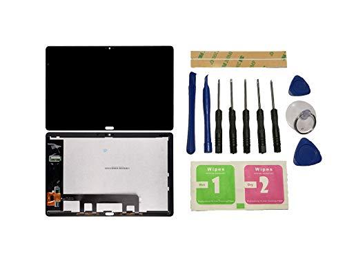Flügel für Huawei MediaPad M5 lite LTE Tablet 10,1 Zoll Display LCD Ersatzdisplay Schwarz Touchscreen Digitizer Bildschirm Glas Assembly (ohne Rahmen) Ersatzteile & Werkzeuge & Kleber