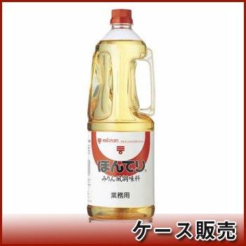 ミツカン ほんてり プラボトル(業務用) 1.8L × 6本