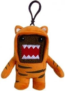 Licensed 2 Play Clip On Domo Tiger Plush