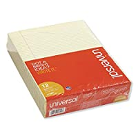 UNV42000 - Glue Top Writing Pads by Universal