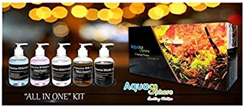 Aqua Sphere Creating Nature All in ONE KIT | Aquarium Plant Fertilizer