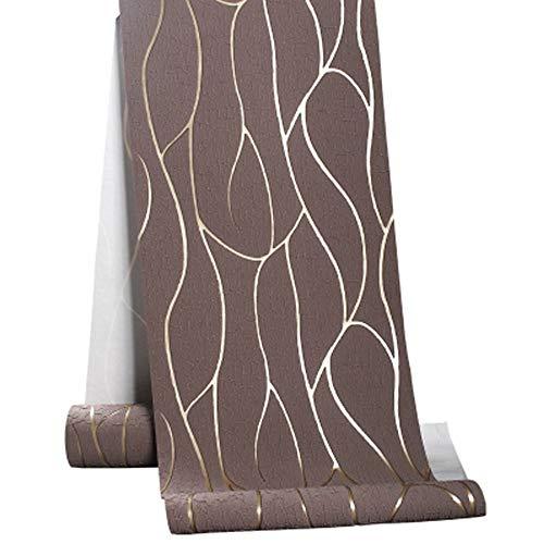 Eenvoudig behang van hertenleer modern vliesbehang geschikt voor woonkamer slaapkamerwand