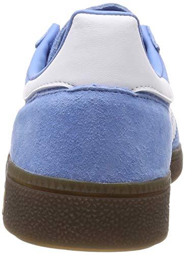 adidas Herren Handball Spezial Gymnastikschuhe Blau (Light Blue/FTWR White/Gum5), 44 EU - 3