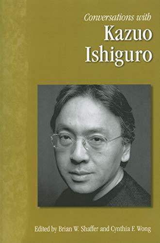 Conversations with Kazuo Ishiguro (Literary Conversations Series)