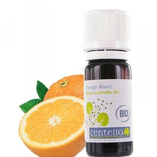 Huile essentielle Bio d' orange douce