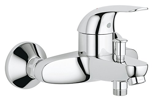 Grohe Start - Grifo para baño y ducha visto, Eco/Swift (1/2') (Ref. 23270000)
