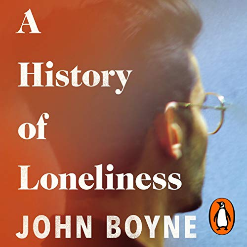 A History of Loneliness audiobook cover art