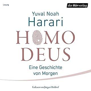 Homo Deus: Eine Geschichte von Morgen cover art