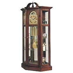 Ridgeway RICHARDSON I Grandfather Clock, Antique Cherry