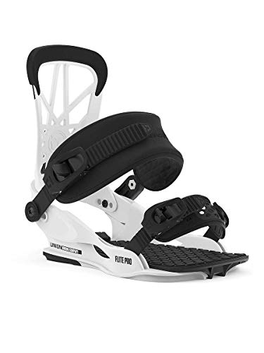 Union Flite Pro Snowboardbindung White 2020