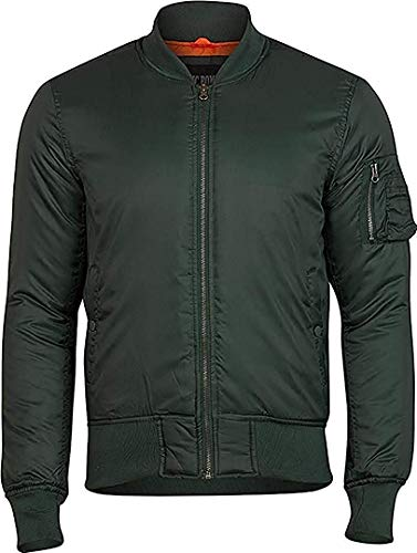 Surplus Heren Basic Bomber Jassen Olijf