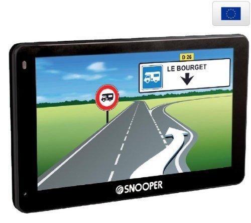 Ventura Snooper CC5200 Navigationssystem, onboard Europa fest, 16:9