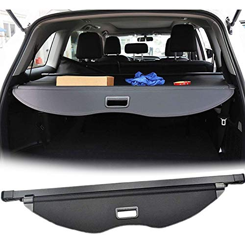 Trunk Cargo Cover For Ford Escape 2013~2019 Retractable Trunk Security Shield Shade Waterproof Custom Fit - All Weather Protection