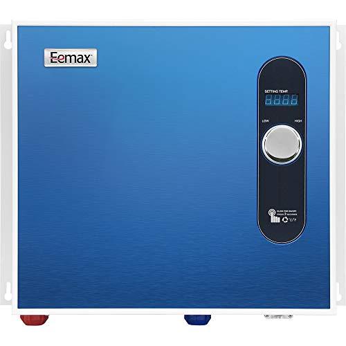Image of Eemax EEM24036 Electric Tankless Water Heater, 36Kw, Blue: Bestviewsreviews