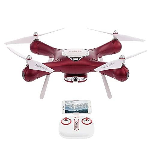 Syma X25W WiFi FPV Regolabile 720P Camera Drone Posizionamento del Flusso Ottico Mantenimento Dell'Altitudine Quadcopter