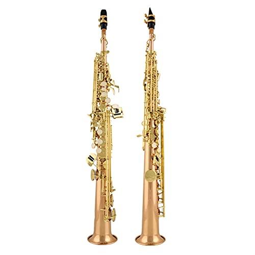 Brass Saxophone B Flat Brass Soprano Saxophone Saxophone