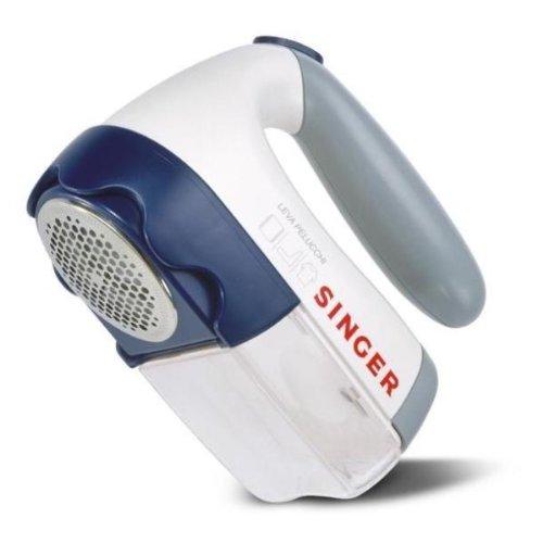 - Singer - BSM203.Quitapelusas eléctrico con linterna incorporada. Funcionamiento a través de pilas