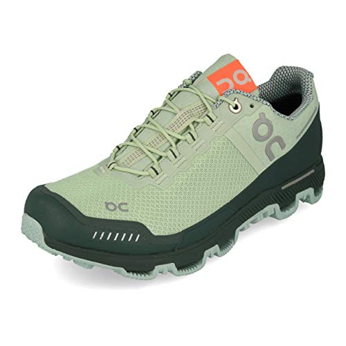 On Running - Zapatillas de running de tela, sintético para mujer Verde Mineral Olive, color Verde, talla 38.5 EU