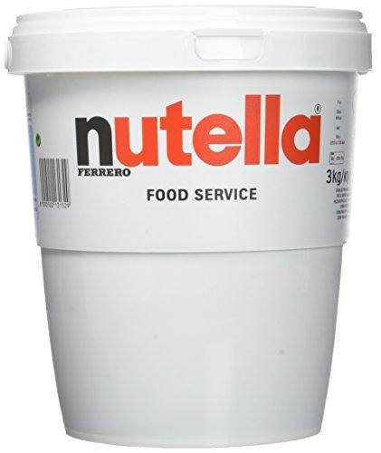 FERRERO Pot de Nutella 3 kg