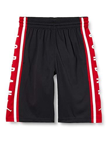 Nike - Air Jordan Hbr Bball Short, Sporthose für Kinder XL Schwarz