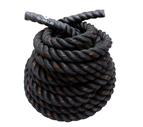 Sveltus Battle Rope 10 m Ø 3,8 cm