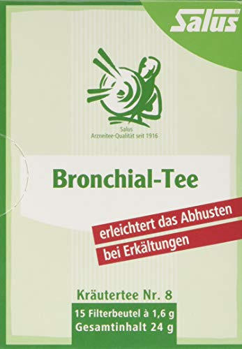 Bronchial-Tee Kräutertee Nr. 8 15 FB (24 g)