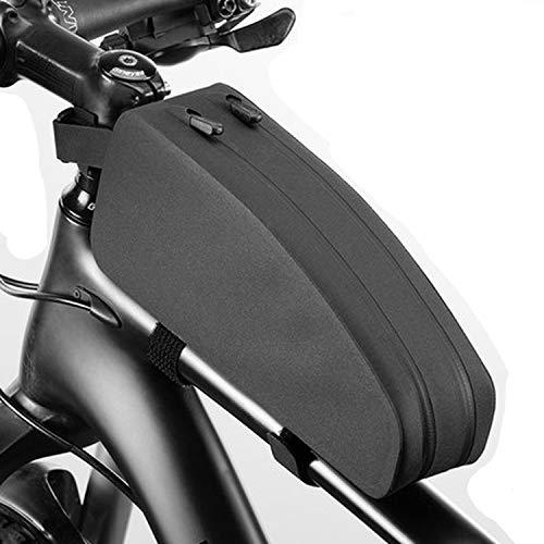 Bolsa de bicicleta para bicicleta de ciclismo impermeable con marco para bicicleta...