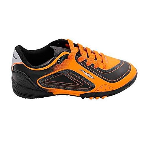 Softee-Chaussure Turf Chérubins% 2FNegro Couleur Orange Taille 30