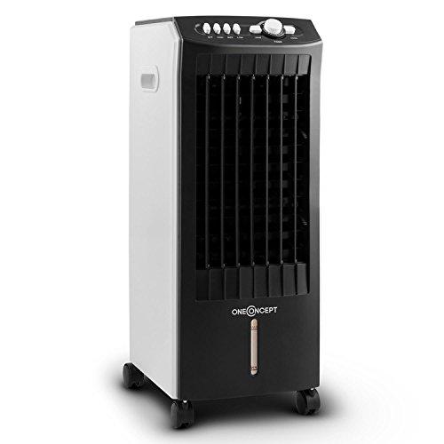 oneConcept MCH-1 Enfriador de aire Climatizador 3 en 1 portátil...