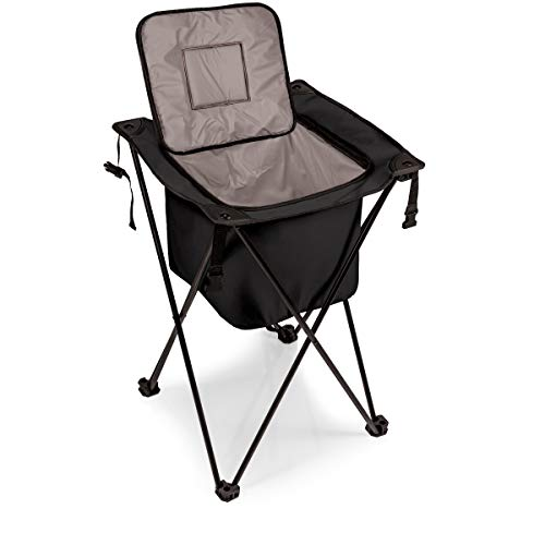 ONIVA - a Picnic Time Brand Sidekick Portable Cooler with Legs, Black