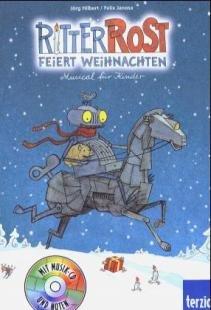 Ritter Rost feiert Weihnachten, m.