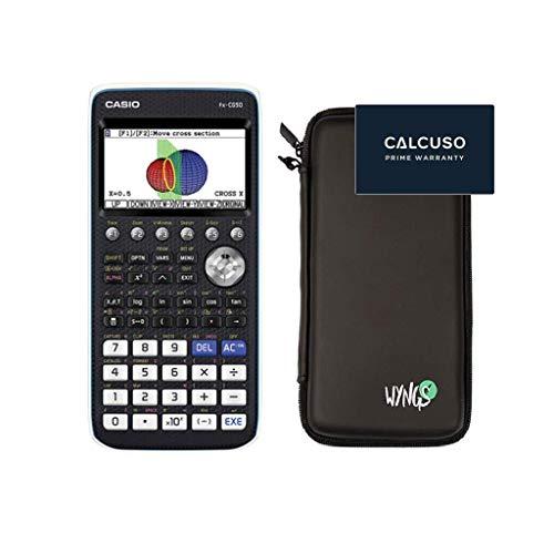 Casio FX-CG50 + Schutztasche von calcuso + Erweiterte Garantie von calcuso